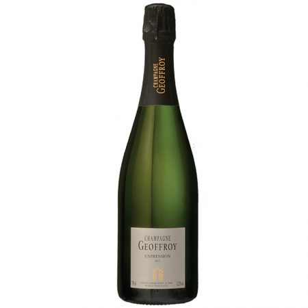 Champagne geoffroy - Expression