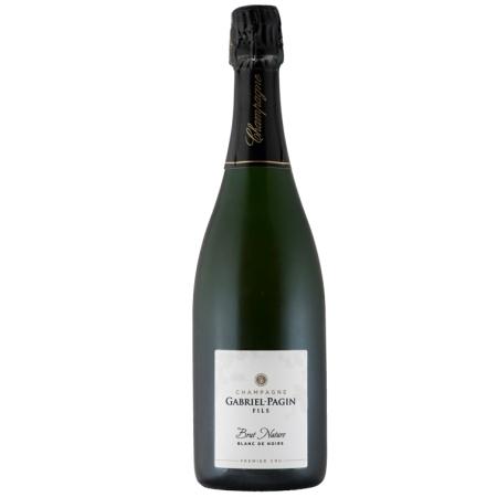 Champagne Gabriel Pagin - Brut nature BdN