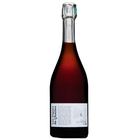 """Champagne C.H. Piconnect – Cuvée Rosé """" Les Vignes de Charles"""" 2015 Brut Nature"""